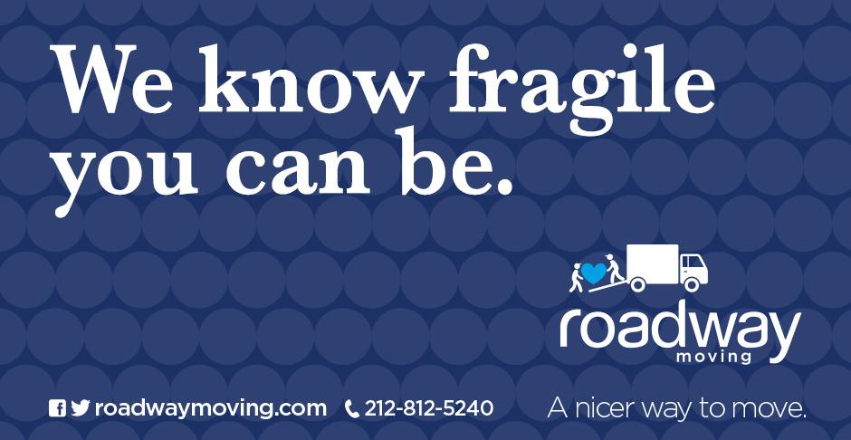 roadway fragile